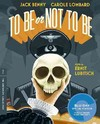 Criterion Collection: to Be or Not to Be (Region A Blu-ray)
