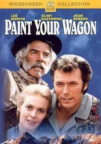 Paint Your Wagon (DVD) - Cover