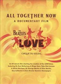 Beatles - All Together Now (Region 1 DVD) - Cover