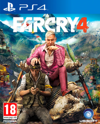 Far Cry 4 (PS4) - Cover