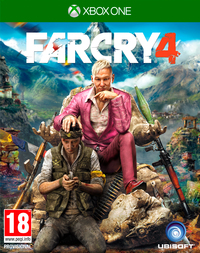 Far Cry 4 (Xbox One) - Cover