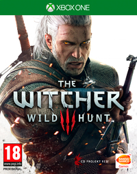 The Witcher 3: Wild Hunt (Xbox One) - Cover