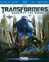 Transformers:Dark of the Moon Ue 3D (Region A Blu-ray)