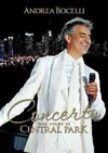 Andrea Bocelli - Concerto One Night In Central Park (Region 1 DVD)