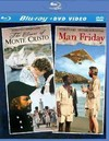 Count of Monte Cristo / Man Friday Double Feature (Region 1 DVD)