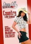 Dance Off the Inches: Country Line Dance (Region 1 DVD)