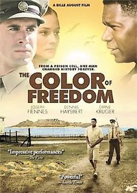 Color of Freedom (Region 1 DVD) - Cover