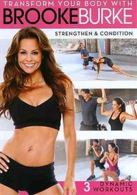 Transform You Body With Brooke Burke: Strengthen (Region 1 DVD) - Cover