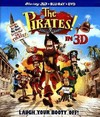 Pirates Band of Misfits 3D (Region A Blu-ray)