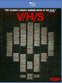 V/H/S (Region A Blu-ray) - Cover
