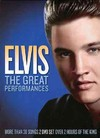 Elvis Presley - Elvis: the Great Performances (Region 1 DVD)