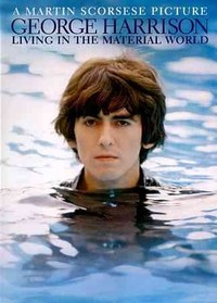 George Harrison - Living In the Material World (Region 1 DVD) - Cover