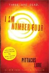 I Am Number Four - Pittacus Lore (Paperback)