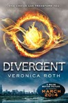 Divergent - Veronica Roth (Hardcover) Cover