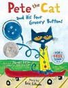 Pete the Cat and His Four Groovy Buttons - Eric Litwin (School And Library)