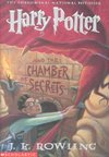 Harry Potter and the Chamber of Secrets - J. K. Rowling (Paperback) Cover