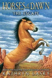 The Escape - Kathryn Lasky (Hardcover) - Cover
