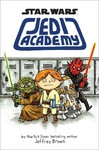 Jedi Academy - Jeffrey Brown (Hardcover) Cover