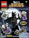Lego Batman Ultimate Sticker Collection - Emma Grange (Paperback) Cover