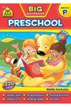 Big Preschool Workbook - School Zone Publishing Company (Paperback)