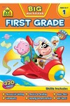 Big First Grade Workbook - Wendy Colsen (Paperback)