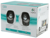 Logitech Z120 2.0 Portable USB Speakers