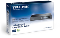 TP-Link 16-Port GBE Easysmart Switch - Cover