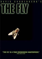 The Fly (DVD) - Cover