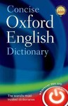 Concise Oxford English Dictionary - Oxford Dictionaries (Hardcover)