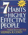Seven Habits of Highly Effective People - Stephen R. Covey (Hardcover)