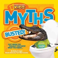 Myths Busted! - Emily Krieger (Paperback) - Cover