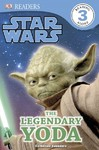 The Legendary Yoda - Catherine Saunders (Paperback) Cover