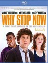Why Stop Now (Region A Blu-ray)