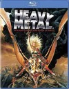 Heavy Metal (Region A Blu-ray)