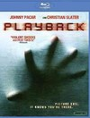Playback (Region A Blu-ray)