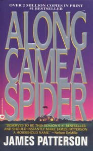 Along Came a Spider - James Patterson (Paperback) - Cover
