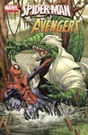 Marvel Universe Spider-man and the Avengers - J. M. Dematteis (Paperback) Cover