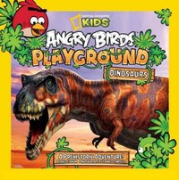 Angry Birds (Dinosaurs) - Jill Esbaum (Hardcover) - Cover