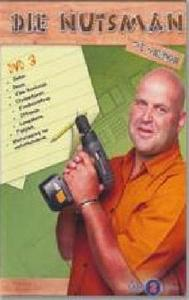 Nutsman  3 (DVD) - Cover