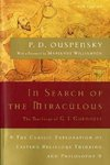 In Search of the Miraculous - P. D. Ouspensky (Paperback)