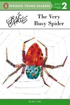 The Very Busy Spider - Eric Carle (Paperback)