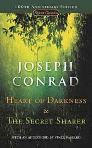 The Heart of Darkness and The Secret Sharer - Joseph Conrad (Paperback) - Cover