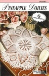 Pineapple Doilies - Inc. Leisure Arts (Paperback)