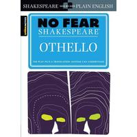 Sparknotes Othello - William Shakespeare (Paperback)