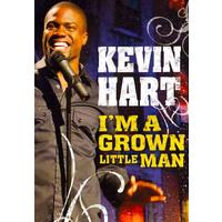 Kevin Hart - I'm a Grown Little Man (Region 1 DVD)