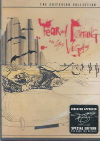 Criterion Collection: Fear & Loathing In Las Vegas (Region 1 DVD) - Cover