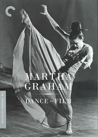 Criterion Collection: Martha Graham - Dance On (Region 1 DVD) - Cover