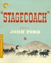 Criterion Collection: Stagecoach (Region A Blu-ray)