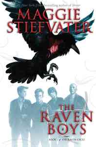 The Raven Boys - Maggie Stiefvater (Paperback) - Cover