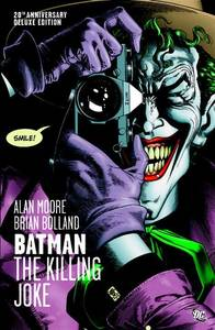 Batman the Killing Joke - Alan Moore (Hardcover) - Cover